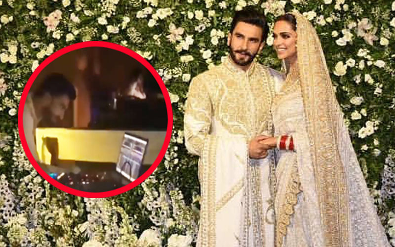 Deepika Padukone-Ranveer Singh Mumbai Wedding Reception: Actor Turns DJ And Makes Guests Groove To His Tunes