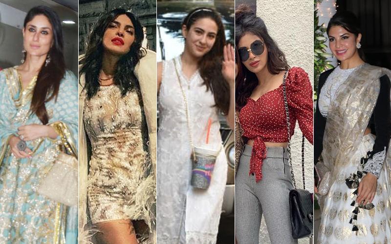 STUNNER OR BUMMER: Kareena Kapoor Khan, Priyanka Chopra, Sara Ali Khan, Mouni Roy Or Jacqueline Fernandez?