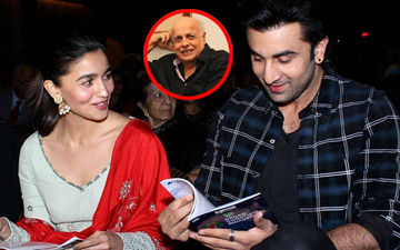 """Alia Bhatt And Ranbir Kapoor Are In Love,"" Daddy Mahesh Bhatt Declares!"