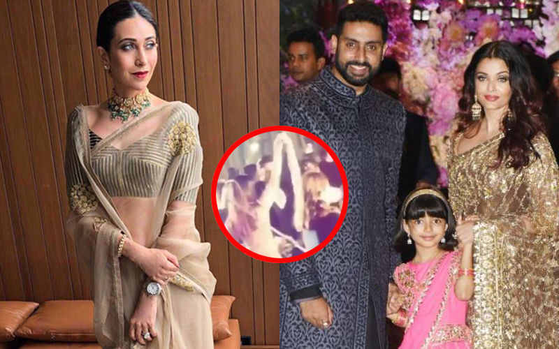 Isha Ambani-Anand Piramal Sangeet: When Karisma Kapoor-Aishwarya Rai Bachchan Danced Together Leaving The Past Behind