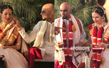 Here Is An Exclusive Album Of Raghu Ram's Wedding Pictures