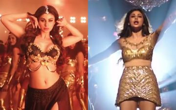 Mouni Roy Recreates Tridev's Iconic Track, Gali Gali- Watch Full Song