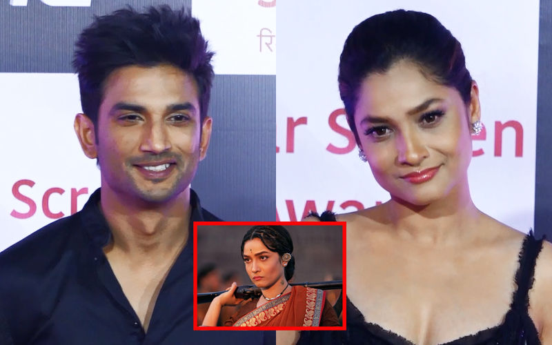 "Ankita Lokhande Ignores Sushant Singh Rajput's ""Dil Se"" Praise For Her Manikarnika Look. Ouch!- Watch Video"