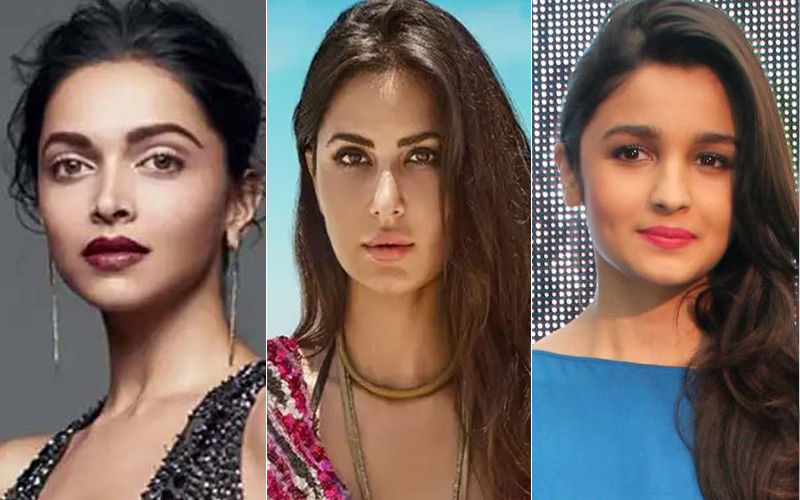 After Mending Fences With Deepika Padukone, Katrina Kaif Now Puts Things Behind With Alia Bhatt