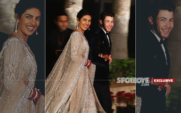 Priyanka Chopra's Double Revelry Of Her Wedding Starts In Mumbai Tomorrow
