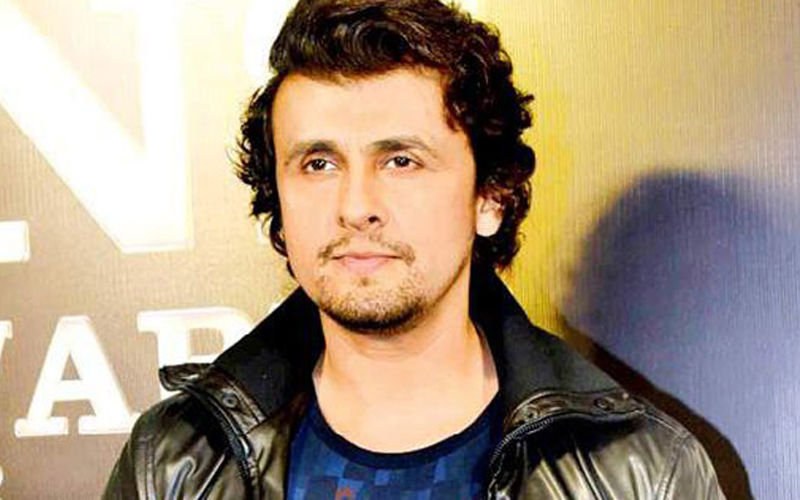Sonu Nigam Clears The Air On His Recent 'Pakistan' Comment