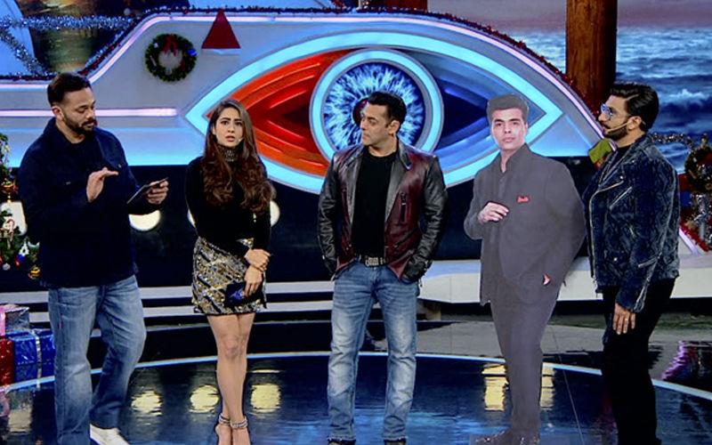 Bigg Boss 12, Weekend Ka Vaar Written Updates: Ranveer Singh-Sara Ali Khan-Rohit Shetty Bring The House Down