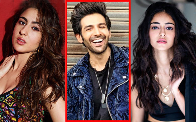 Sara Ali Khan Or Ananya Panday, Who Would You Take On A Date? Kartik Aryan Replies