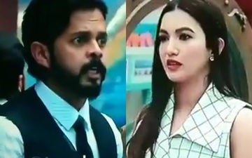 Bigg Boss 12: Special Guest Gauahar Khan's In For A Rude Shock As Sreesanth Insults Her