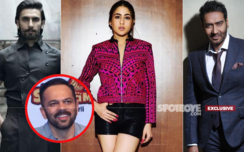 Rohit Shetty EXCLUSIVE Interview: All About Simmba's Hot Buzz, Sara Ali Khan, Ranveer Singh, Ajay Devgn