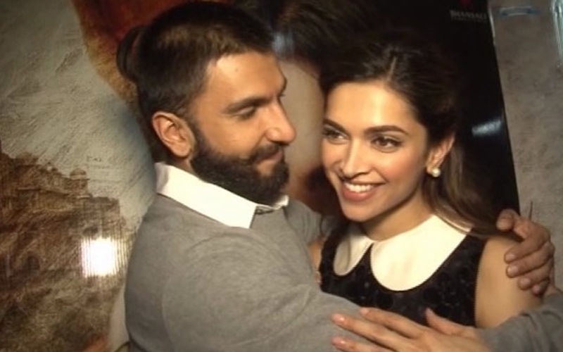 "Ranveer Singh Gets Brutally Honest About His Wife, ""Main Deepika Ke Khayalon Mein Khoya Tha"""