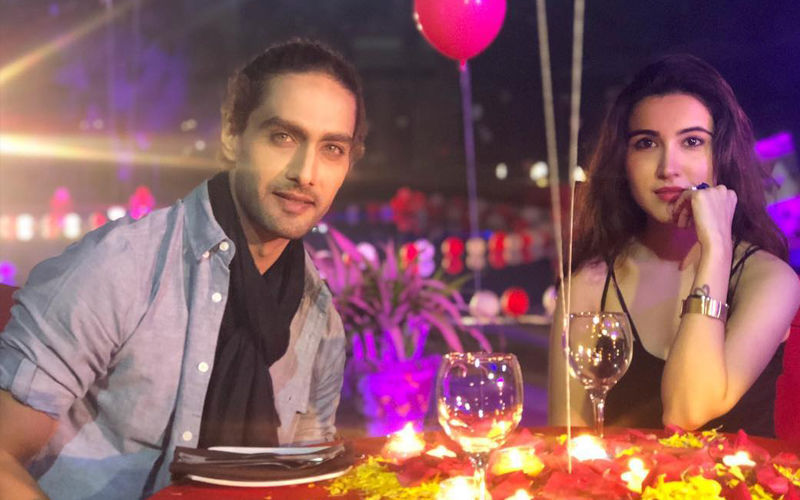 Rohit Purohit And Sheena Bajaj Will Wed In January