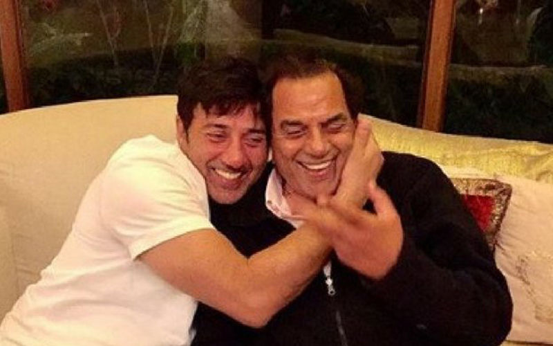 A Docudrama On Dharmendra's Life In The Works, Reveals Sunny Deol