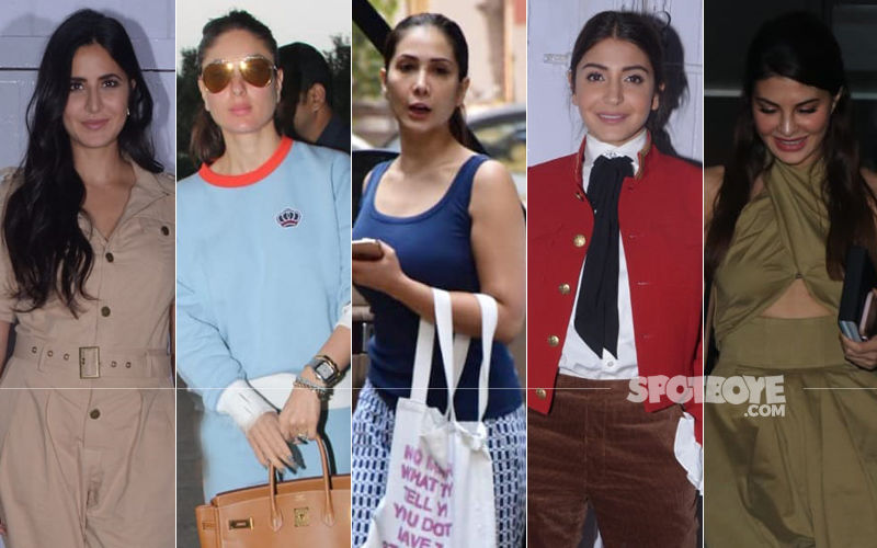 STUNNER OR BUMMER: Katrina Kaif, Kareena Kapoor, Kim Sharma, Anushka Sharma Or Jacqueline Fernandez?
