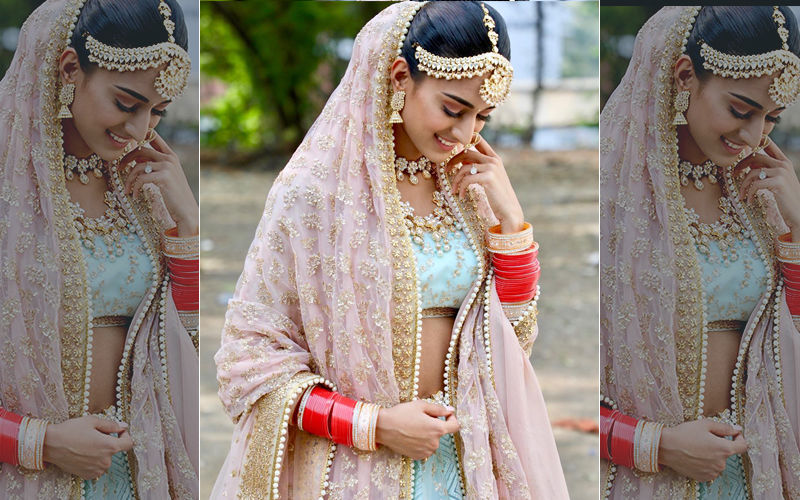 Kasautii Zindagi Kay 2's Erica Fernandes Is Down With 'Wedding Fever'