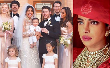 More Pictures From Priyanka Chopra-Nick Jonas' Wedding Celebration- We Bet They Will Leave Your Heart Fluttering!