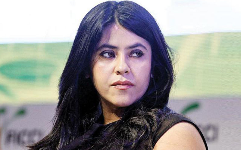 Ekta Kapoor Loses Rs 60,000 From Her Handbag, Files Complaint