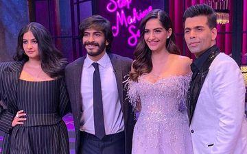 Koffee With Karan 6: Get Ready For Kapoor Siblings-Sonam, Rhea And Harshvardhan!