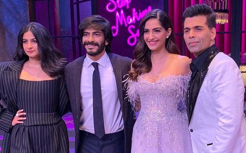 Koffee With Karan 6: Get Ready For Kapoor Siblings-Sonam, Rhea And Harshvardhan!