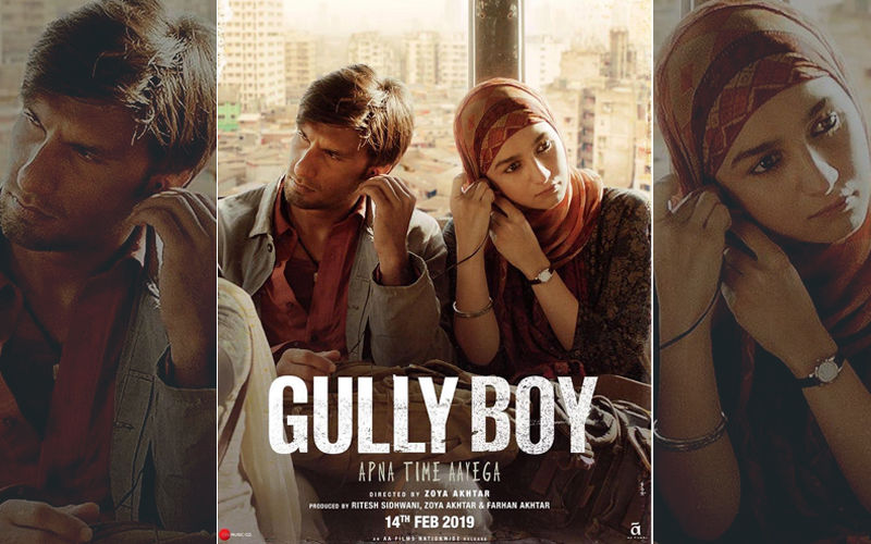 Gully Boy Posters: Ranveer Singh-Alia Bhatt Are All Set To Make You Hear The Voice Of The Streets