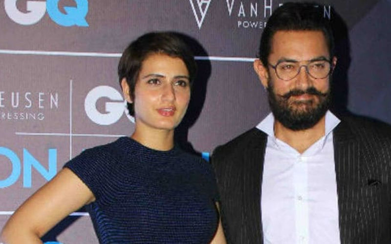 "Fatima Sana Shaikh Bags Life In A Metro Sequel; Also Says, ""Won't Consult Aamir On Her Acting Limitations"""