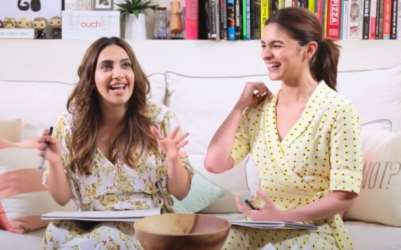 Alia Bhatt Calls Her Bestie Akansha Ranjan Kapoor Her Life As She Makes The Sweetest Wish For Birthday Girl With An Unseen Pic