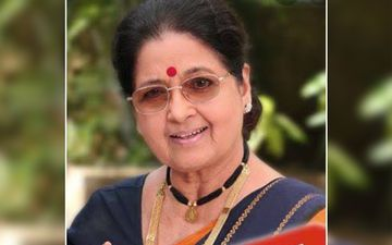 Veteran Marathi Actress Ashalata Wabgaonkar Passes Away After Contracting COVID-19 On Sets Of Her TV Show