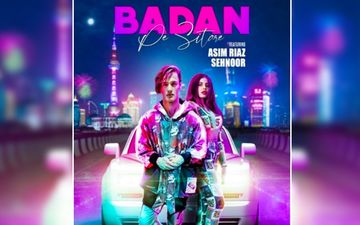 Badan Pe Sitare Poster OUT: Asim Riaz And Sehnoor Bring Out The Retro Look With Utmost Swag; Song To Release Soon