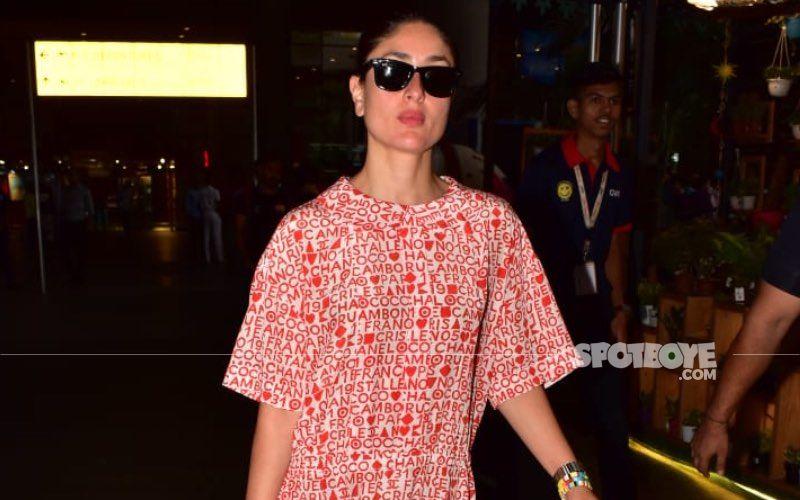Laal Singh Chaddha: Post 'Fabulous 40' Birthday Bash, Kareena Kapoor Khan To Leave For Delhi To Wrap Up The Shoot Of Aamir Khan Starrer