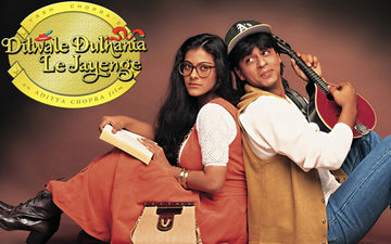 Shah Rukh Khan And Kajol's Dilwale Dulhania Le Jayenge Crosses An Astounding 1200-Week Run. What A Milestone !