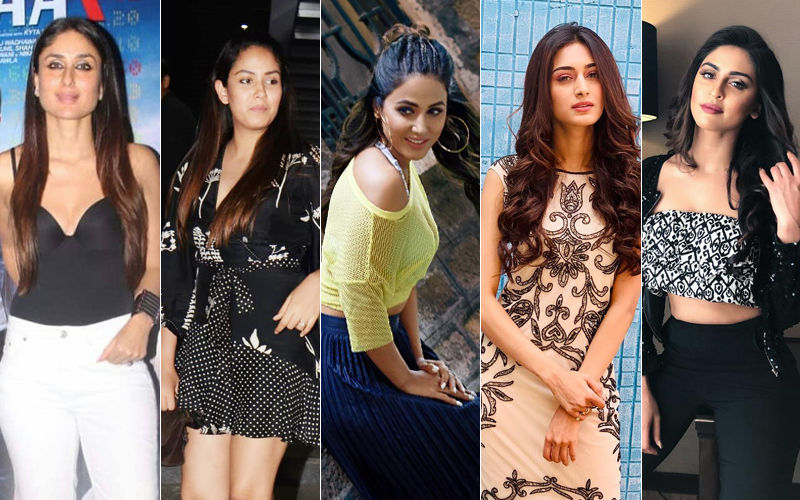 BEST DRESSED & WORST DRESSED Of The Week: Kareena Kapoor Khan, Mira Rajput, Hina Khan, Erica Fernandez Or Krystle D'Souza?