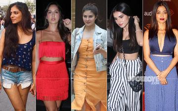 STUNNER OR BUMMER: Malvika Mohanan, Nora Fatehi, Jacqueline Fernandez, Tara Sutaria Or Radhika Apte?