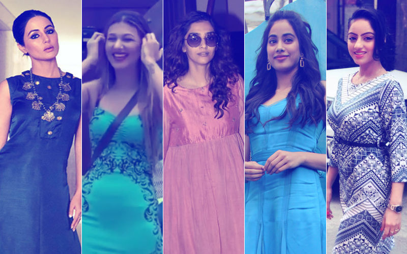 BEST DRESSED OR WORST DRESSED Of The Week: Hina Khan, Jasleen Matharu, Sonam Kapoor, Janhvi Kapoor Or Deepika Singh Goyal?