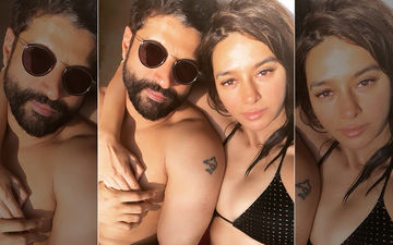 "Farhan Akhtar Birthday: Shibani Dandekar Wishes Boyfriend With An Adorable Post; Actor Replies, ""Love You"""