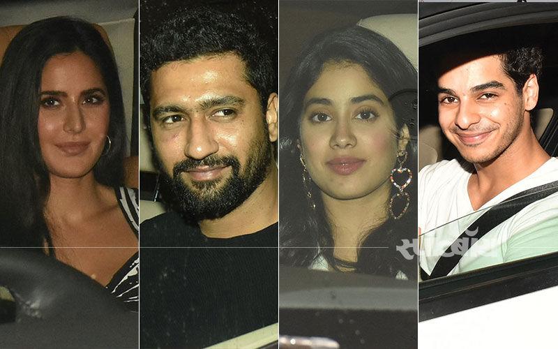 करण जौहर ने अपने घर पर रखी जन्मदिन की पार्टी, लगा सितारों का मेला: देखिए तस्वीरें