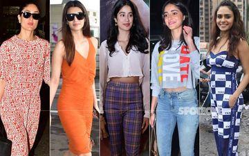 STUNNER OR BUMMER: Kareena Kapoor Khan, Kriti Sanon, Janhvi Kapoor, Ananya Panday Or Amruta Khanvilkar?