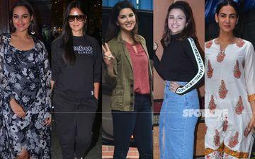 STUNNER OR BUMMER: Sonakshi Sinha, Katrina Kaif, Sunny Leone, Parineeti Chopra Or Sonal Chauhan?