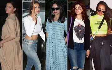 STUNNER OR BUMMER: Alia Bhatt, Malaika Arora, Bhumi Pednekar, Sonakshi Sinha Or Twinkle Khanna?