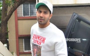 Varun Dhawan Is A Stranger Things Fan And He Knows How To Show Love For His Favourite Character: View Pics
