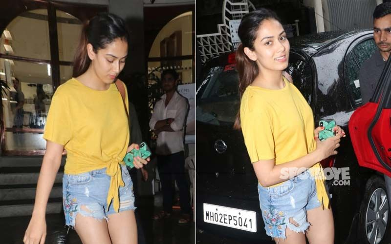 It's A Spa Sunday For Mira Rajput! Sasha's Wife Spends The Day Pampering Herself