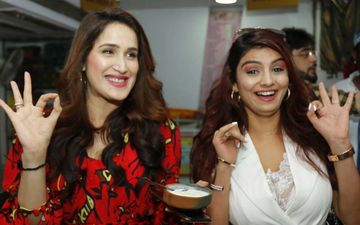 ALTBalaji's BOSS – Baap Of Special Services: Sagarika Ghatge Looks Ethereal Promoting Her Web Series
