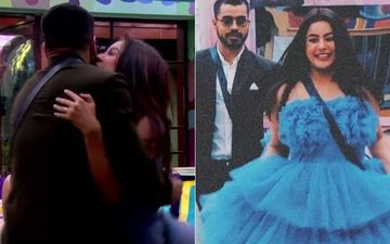 Bigg Boss 13: #SanaOnFire Trends After Shehnaaz Gill Excitedly Kisses Gautam Gulati In Front Of Sidharth Shukla
