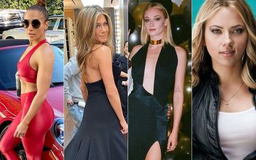 SAG Awards Red Carpet: Jennifer Lopez, Sophie Turner, Jennifer Aniston, Scarlett Johansson Raise The Glamour Quotient