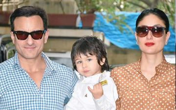 Kareena Kapoor Khan On Taimur Travelling With Saif Ali Khan And Her: 'He's A Globetrotter', Hopes He Will Be 'Smart And Intelligent'
