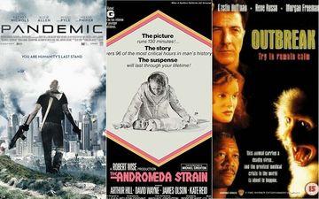 Pandemic, The Andromeda Strain And More- 5 Movies To Get You Through Coronavirus Self-Quarantine