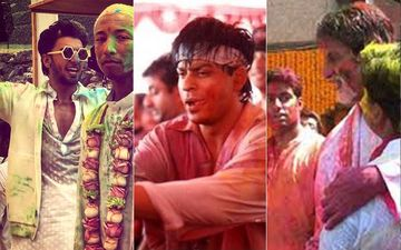 Holi 2020: Ranveer Singh's Bash For Pharell Williams To Bachchan Holi Bash- Hottest Bollywood Parties Till Date In PICS