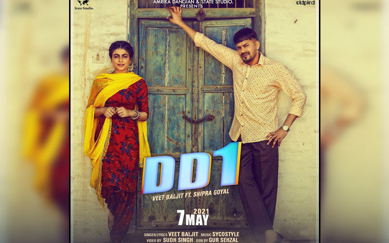 DD1: Veet Baljit Unveils The Release Date Of His Upcoming Song Featuring Shipra Goyal