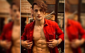 Bigg Boss 13's Asim Riaz Looks Smoking Hot As He Flaunts His Tattoos And Chiselled Body; Fans Say, 'Aag Lga Di' - PIC INSIDE