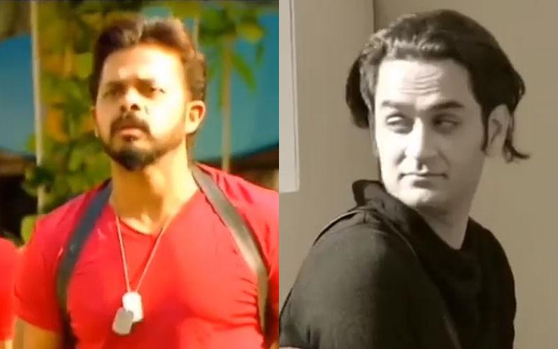"Bigg Boss 12, Sreesanth-Vikas Gupta's Ugly Fight: Cricketer Yells ""Loser"" And Latter Replies, ""Badtameez Insaan"""