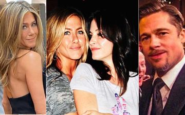 FRIENDS Star Courteney Cox 'Likes' Jennifer Aniston-Brad Pitt's EPIC Reunion at SAG, Thinks It Is A 'Beautiful Thing'
